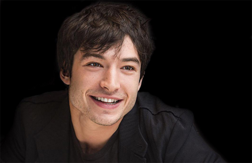 Ezra Miller is an out actor and star of Fantastic Beasts