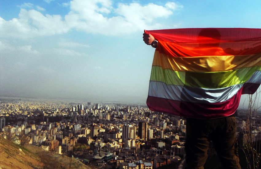 For the first time, LGBTI Iranians will march at Amsterdam Pride