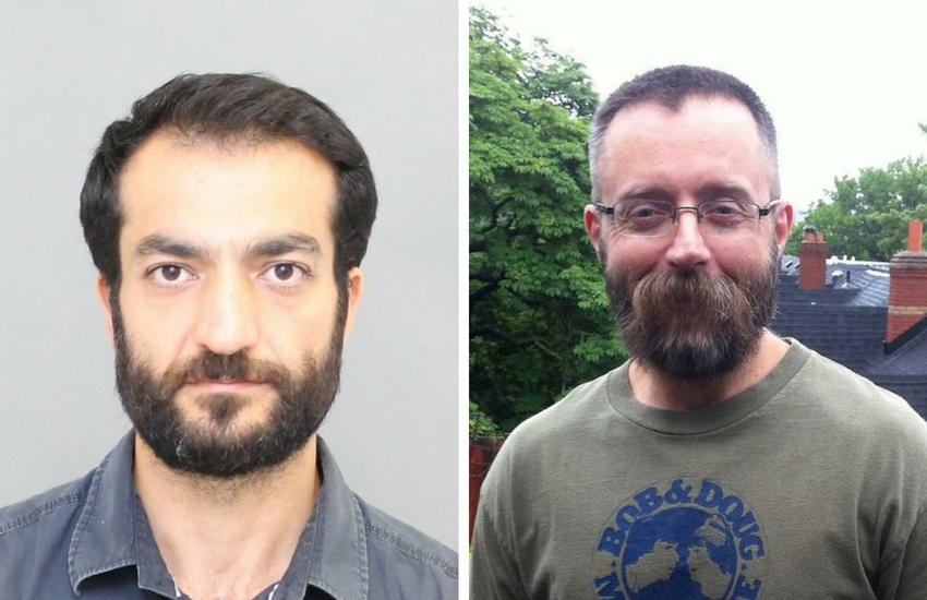The missing men are both in their 40s and frequent the local gay village