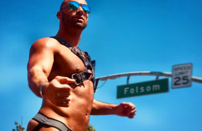 San Francisco welcomed 15,000 BDSM fans to Folsom this weekend