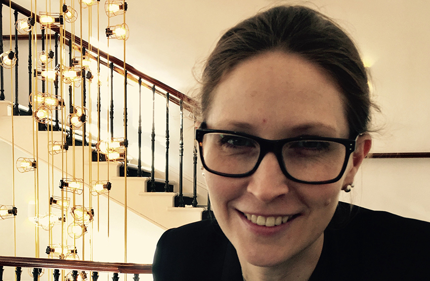 Em Sendall is one of the leaders of GLOBE, the LGBTI network at Deloitte.