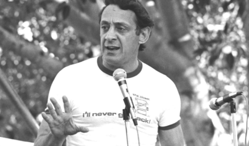 What would Harvey Milk think about the fight for equal rights today?