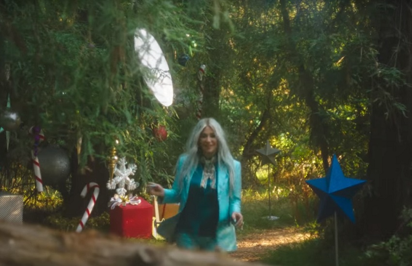 Learn To Let Go see's Kesha find herself again in the woods