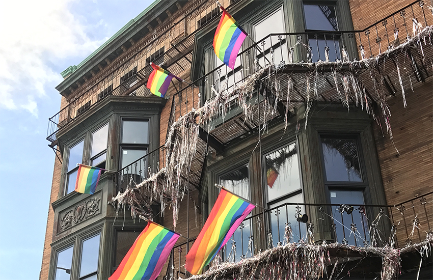 Do your neighbors know that you're LGBTI?