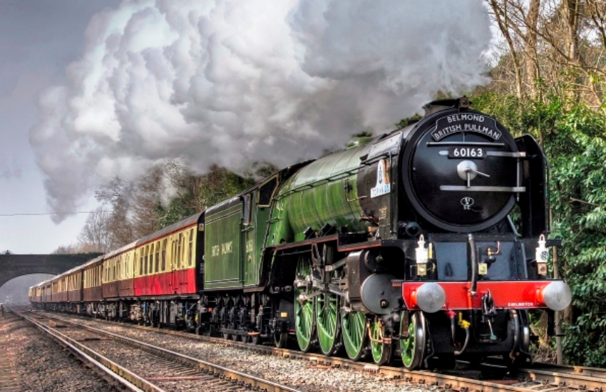 Belmond British Pullman is a one-of-a-kind experience