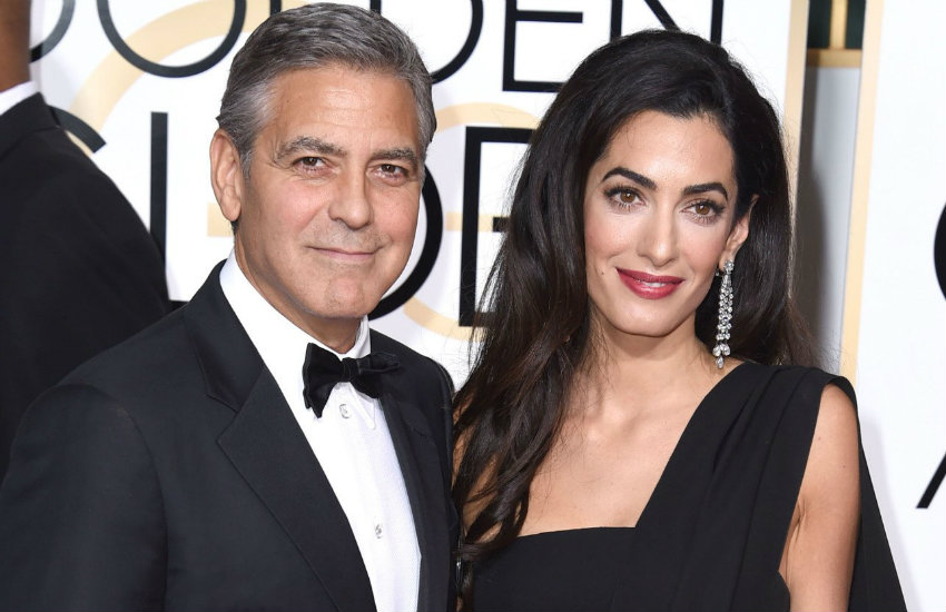 George & Amal Clooney donate $1 million to the SPLC