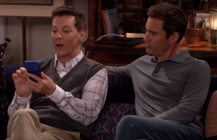 Will and grace jack gay