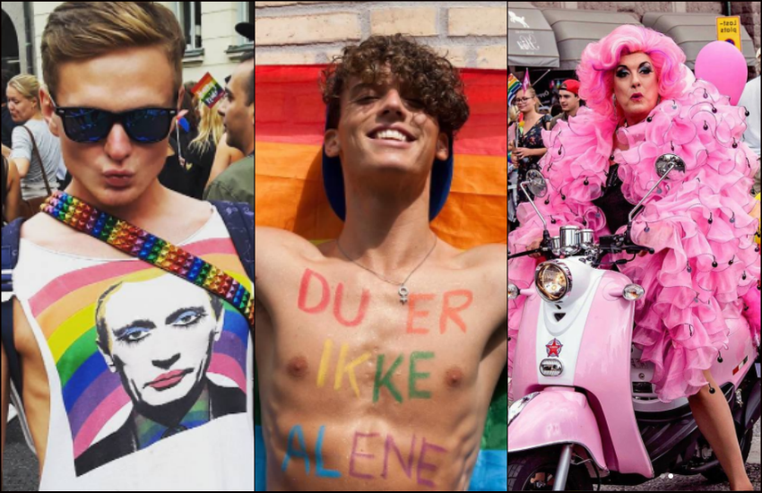 Stockholm Pride made Sweden proud this weekend