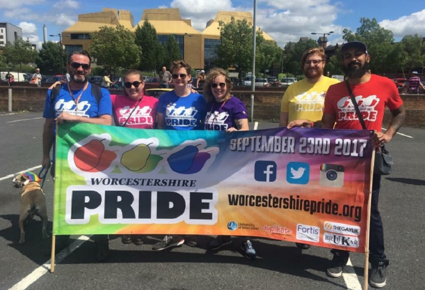 Worcestershire's first Pride will take place this September