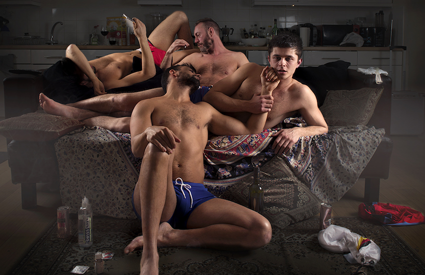 gay star news global chemsex survey