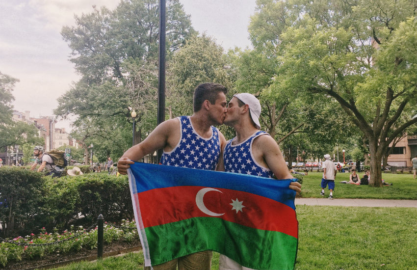 Gay In The South Caucasus