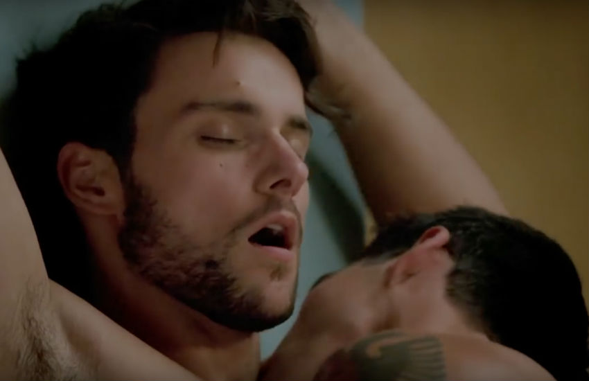 Connor Walsh, How to Get Away with Murder same-sex kisses