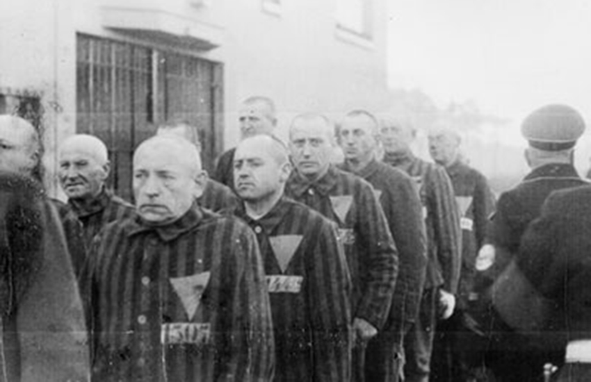 Over 100,000 men were arrested on homosexuality charges in Nazi Germany