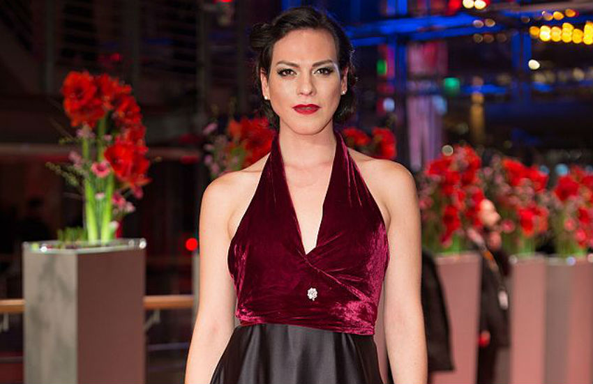 Daniela Vega is a Chilean trans actress and singer