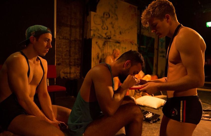 david stuart chemsex lead at 56 den street Chemsex will define a period of our gay history