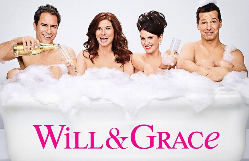 Will, Grace, Jack and Karen are back