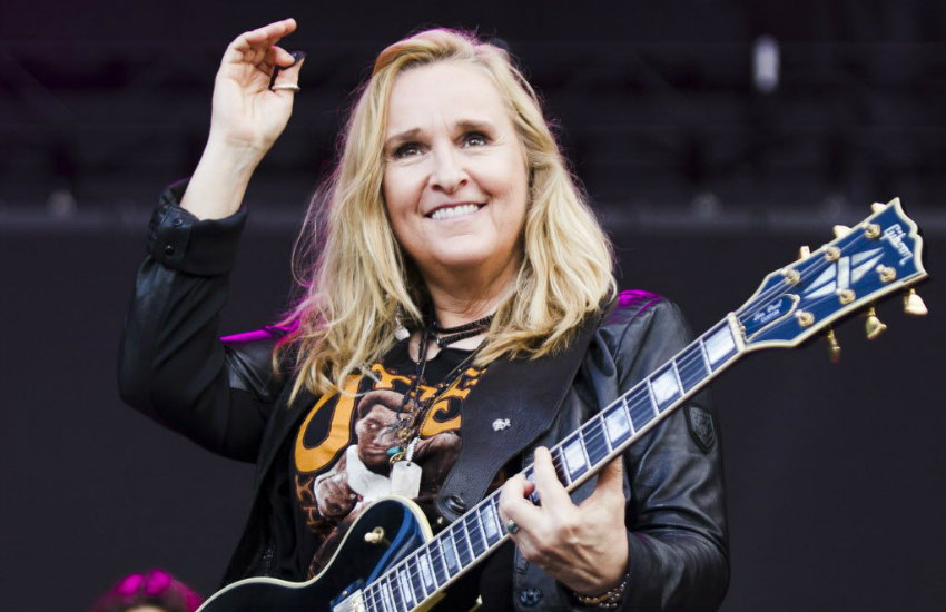 Melissa Etheridge was arrested for marijuana possession two months ago