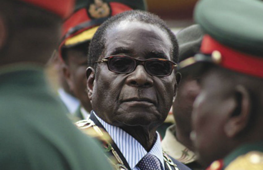 Zimbabwe's leader Robert Mugabe fired by ruling party
