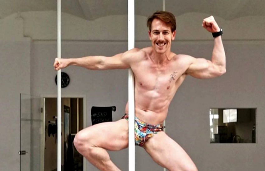 Pole Dancers have taken to Instagram to show us what they can do