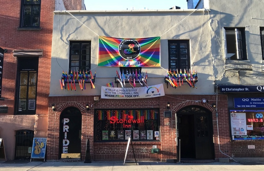 Stonewall Inn | Photo: David Hudson