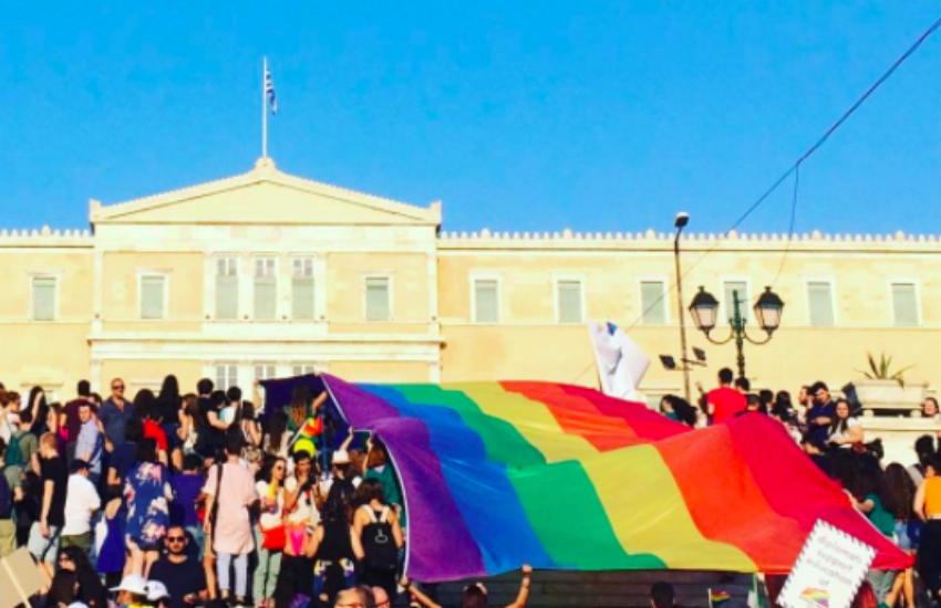 Athens Pride took place this year on 10 June