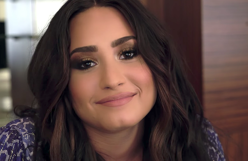 Demi Lovato's documentary is available to watch now on YouTube