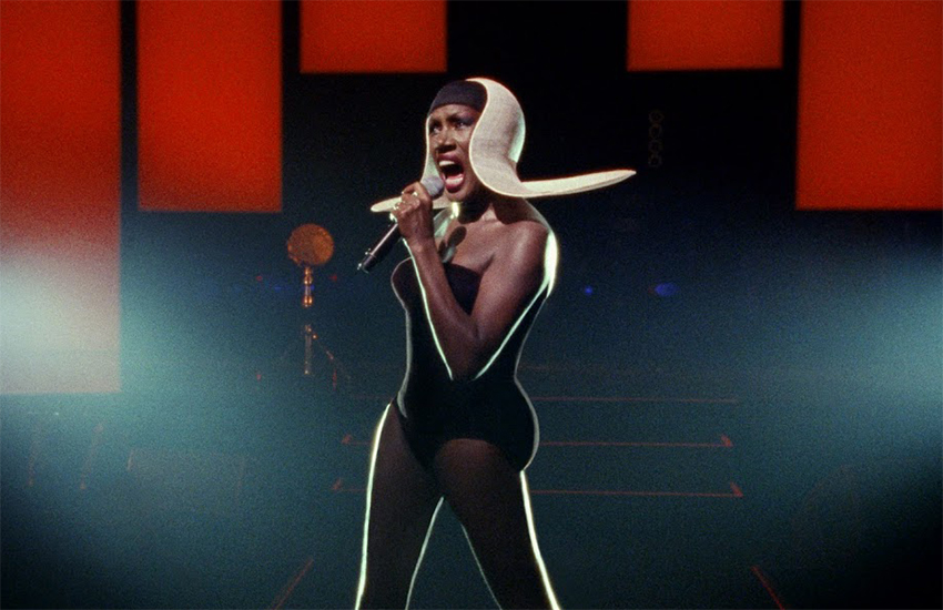 Grace Jones in Bloodlight and Bami
