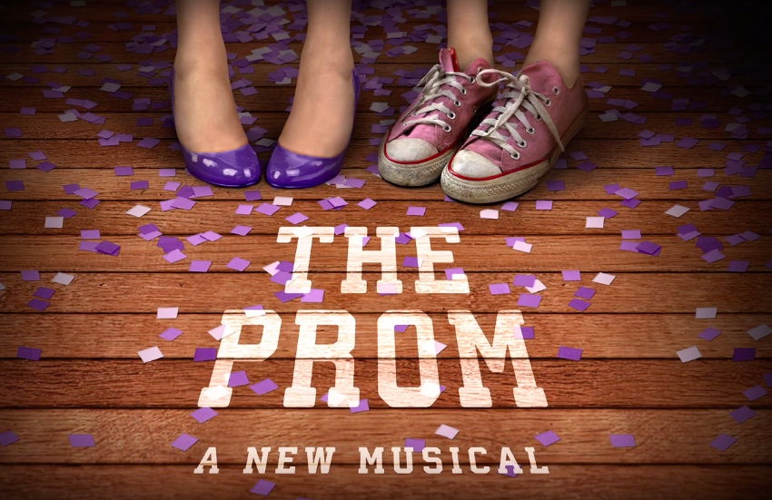 The Prom's opening night on Broadway will be 15 Nov 2018
