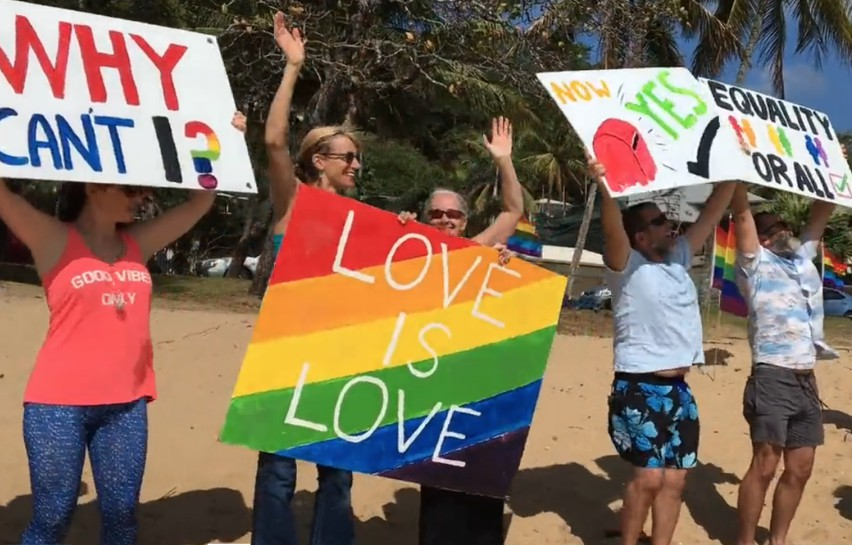 marriage equality cairns postal yes