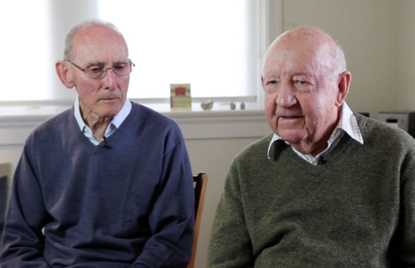 Oldest gay couple in Australia now planning wedding