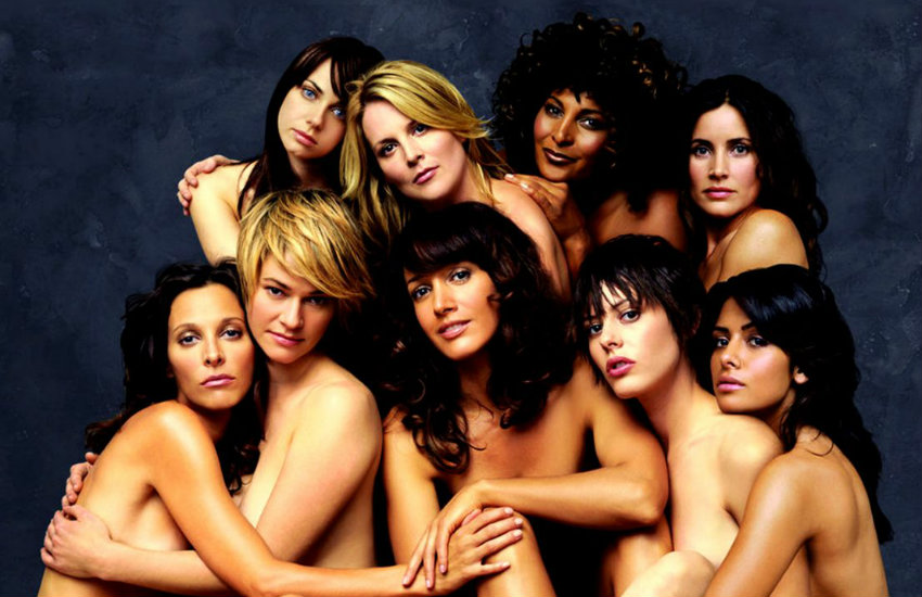 Showtime promo image for The L Word