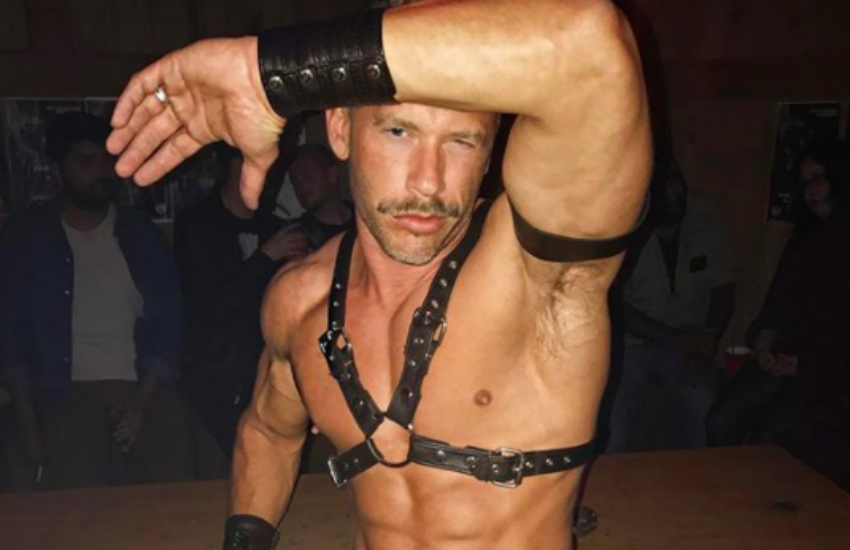 Tom of Finland chose Terry Miller as their first US ambassador this year