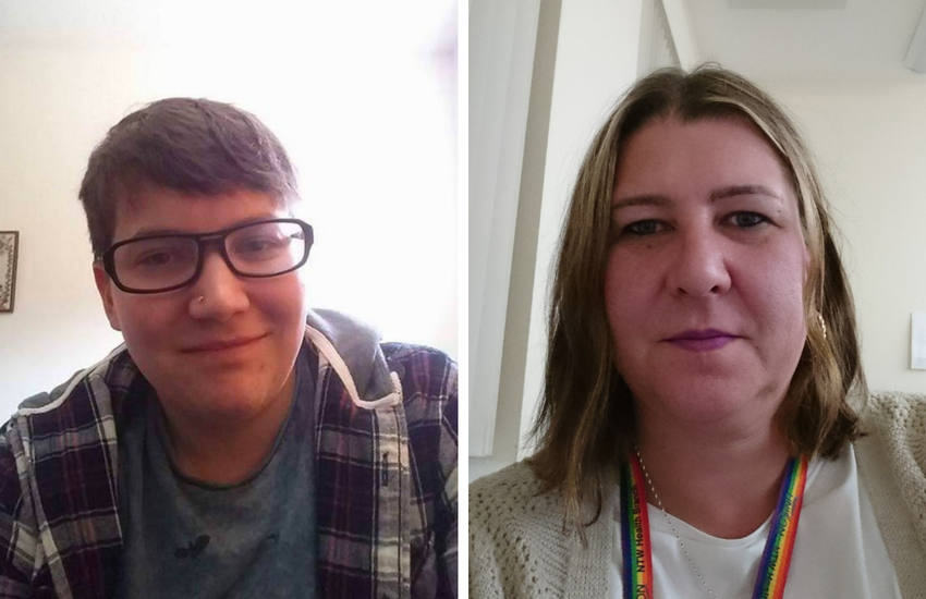 Unison workers explain how they challenge transphobia