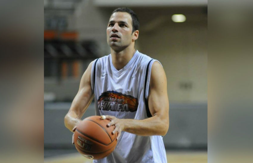 Uri Kokia becomes the first Israeli professional basketballer to come out as gay