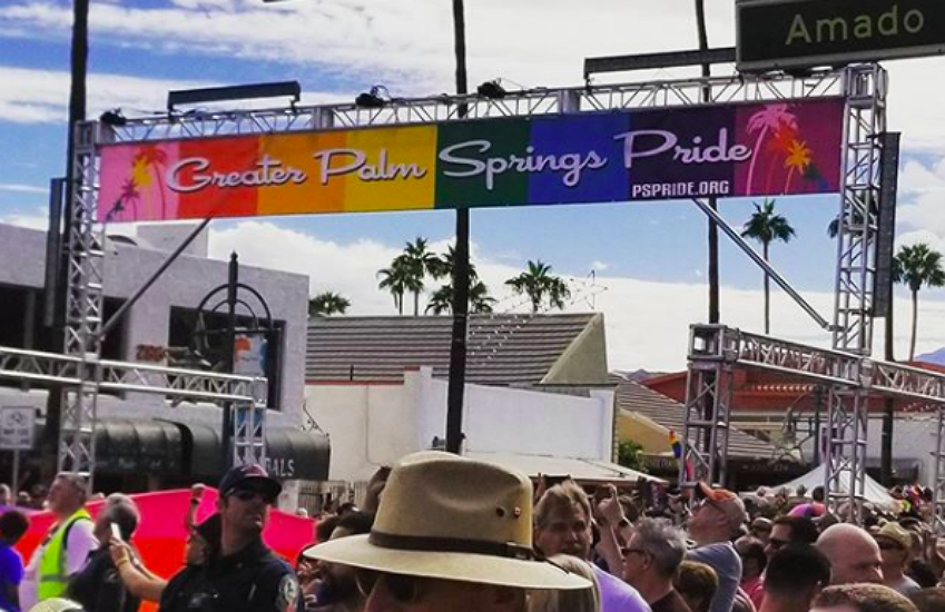 Greater Palm Springs Pride 2017