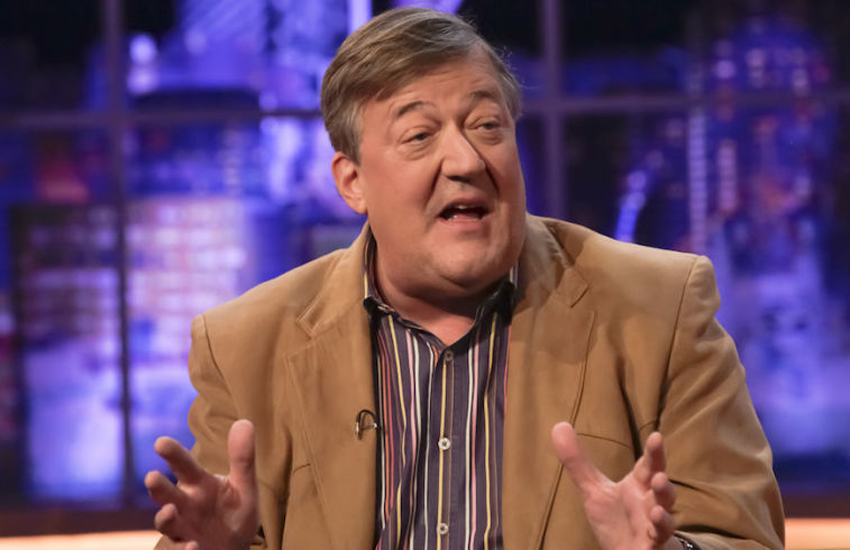 Stephen Fry opens up about prostate cancer struggle