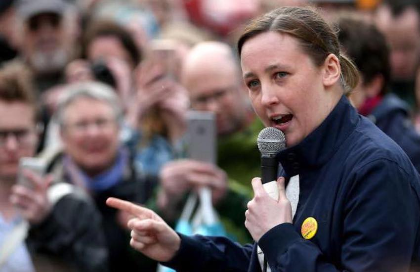 Mhairi Black turns down makeover offer from Alex Salmond