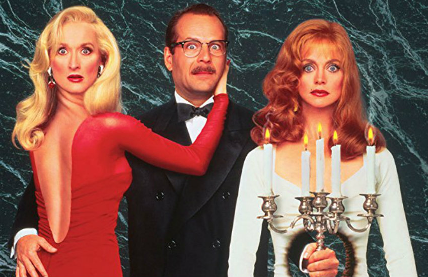 Death Becomes Her poster.