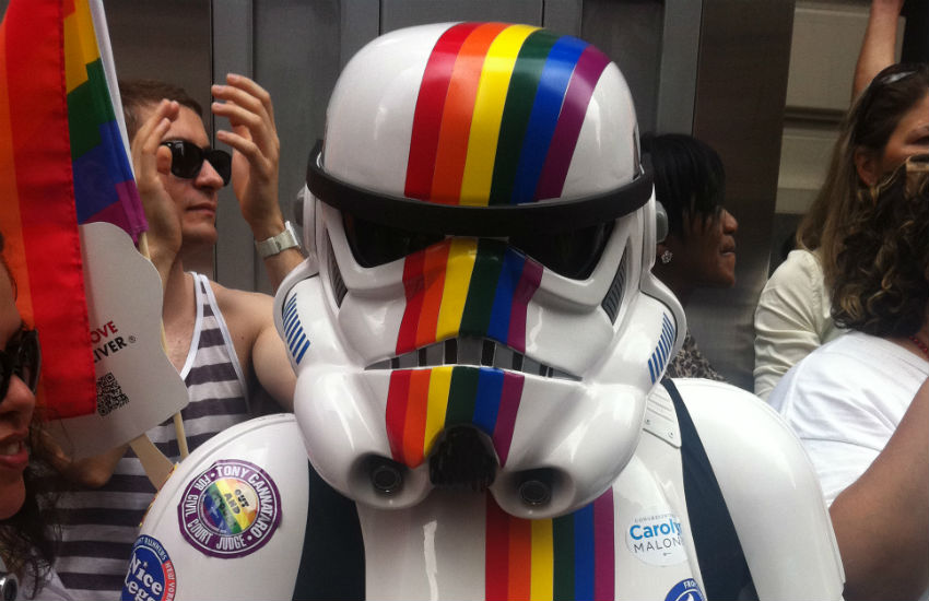 Does Star Wars have a problem with queer-baiting?