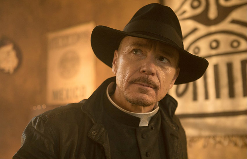 Ben Daniels as Marcus Keane in The Exorcist