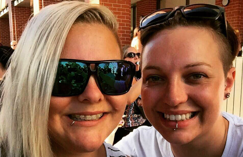 Lesbian couple will be the first to marry in Australia