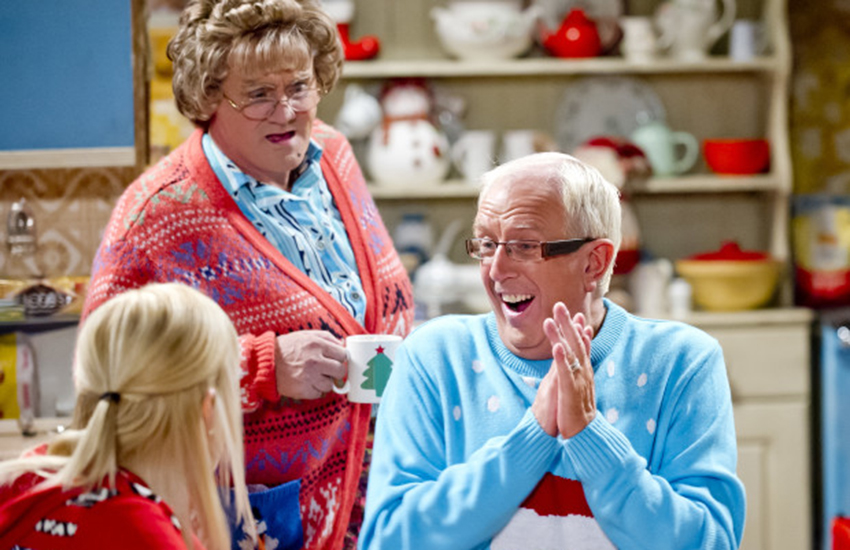 Mrs Brown's Boys creator rejects lucrative Russia deal
