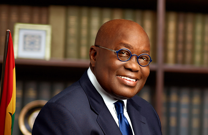 President Nana Akufo-Addo has called on activists to work to end the gay sex ban