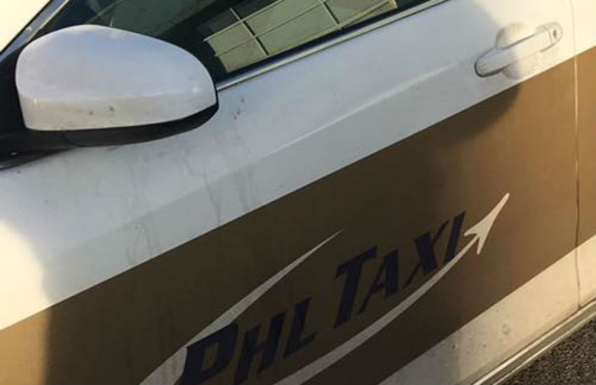 PHL Taxi forced to pay $500 fine