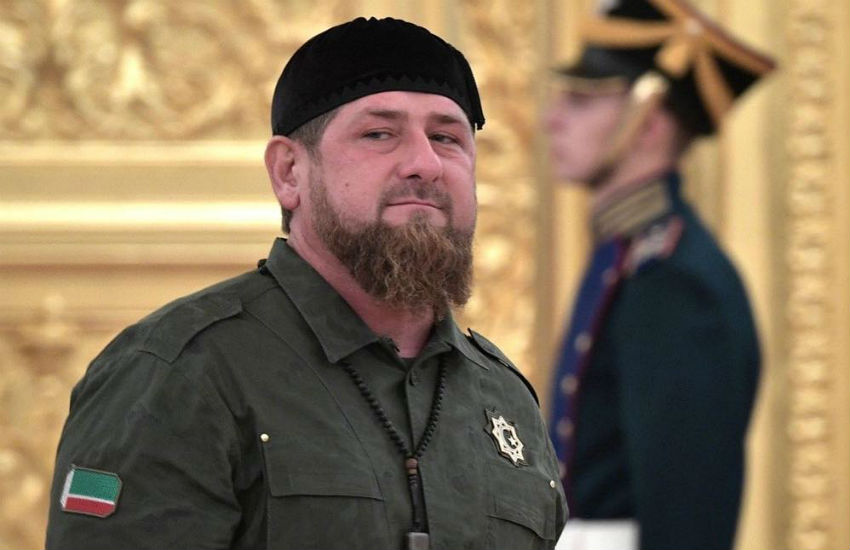 Ramzan Kadyrov's social media pages get suspended