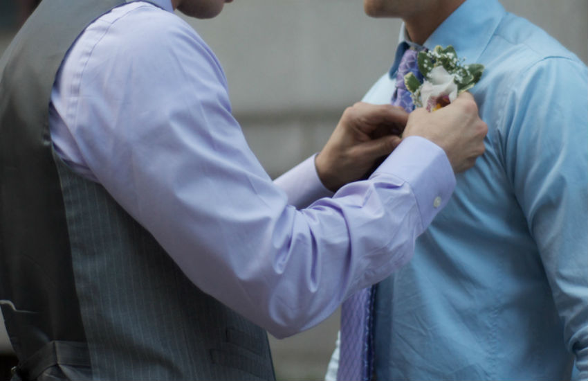 Straight best friends marry to avoid inheritance tax