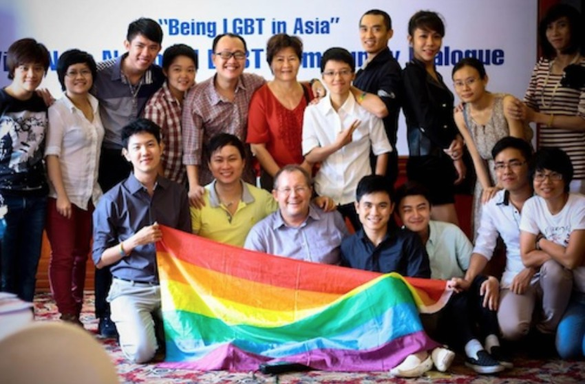 Advocates are working to progress equality for LGBTI in Southeast Asia.