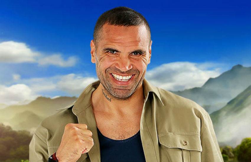 Anthony Mundine appears on I'm A Celebrity Get Me Out Of Here