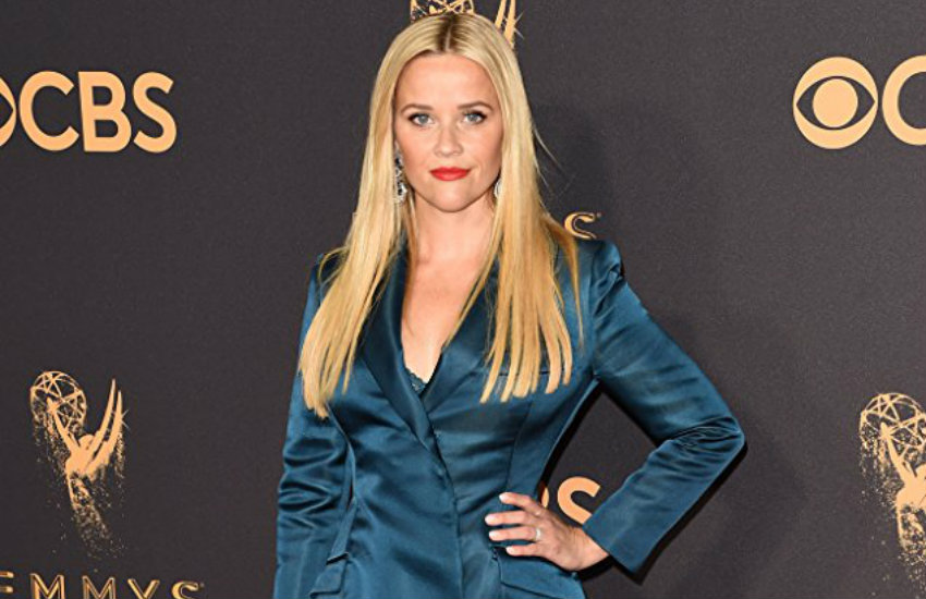 Reese Witherspoon, one of the Hollywood giants leading Time's Up.