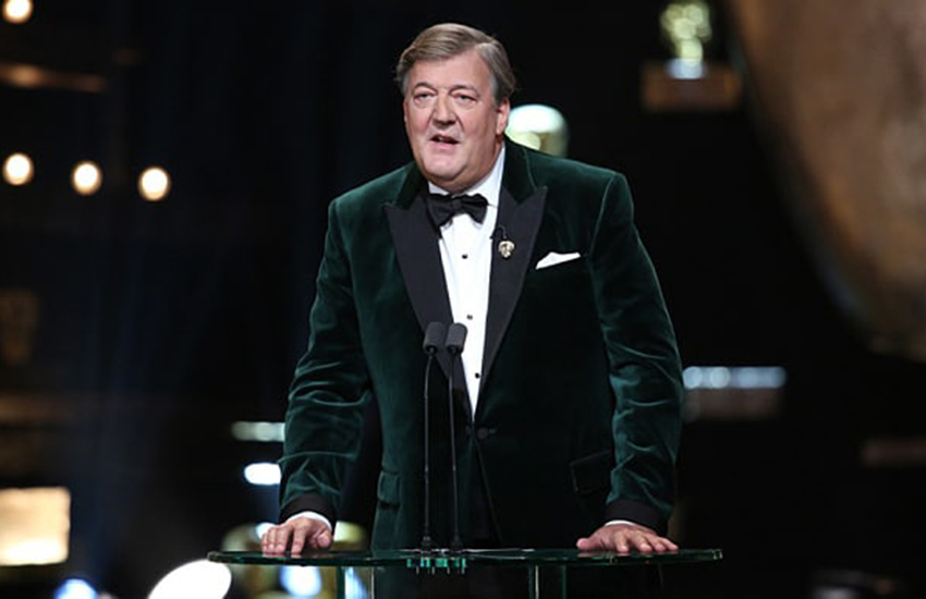 Stephen Fry steps down as BAFTA host